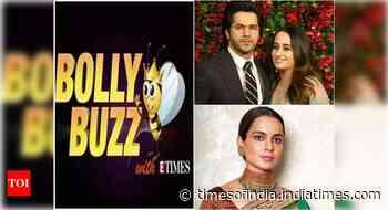 Bolly Buzz: Varun & Natasha's wedding plans