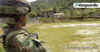 Combates en el Palo, Caloto, entre el Ejército y disidentes de las Farc - Vanguardia