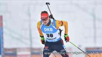 Biathlon in Oberhof jetzt im Liveticker: Doll auf der Strecke, Deutschland führt