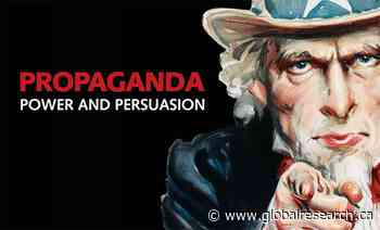 """You Are Surrounded by Propaganda. """"The Invisible Government"""""""