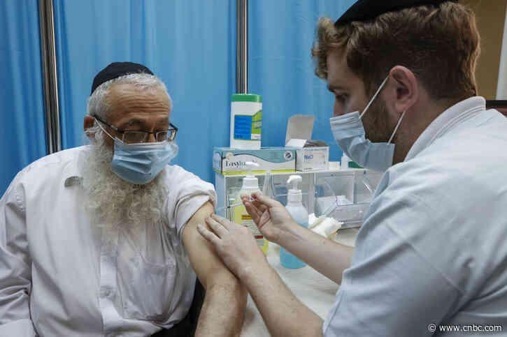 Israel is launching Covid immunity passports