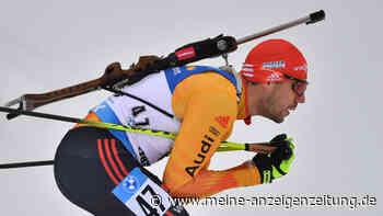 Biathlon in Oberhof jetzt im Liveticker: Doll hält mit, Deutschland vorne dabei