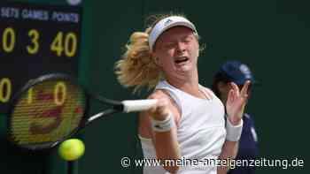 Tennis-Heldin mit acht Fingern und sieben Zehen qualifiziert sich für die Australian Open