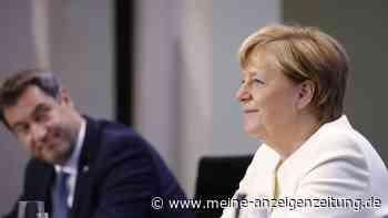 """Söder schwärmt vor CDU-Parteitag von Merkels Erbe - und verteilt subtile Seitenhiebe: """"Kein geborener Kandidat"""""""