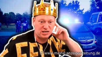 Knossi: Ärger mit der Polizei – Beamte machen sich über Twitch-Streamer lustig
