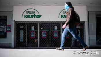 Kosten im Lockdown zu hoch: Karstadt-Kaufhof benötigt wohl Staatshilfe