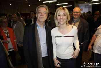 Val-d'Oise. Ermont - Taverny : Florence et Hugues Portelli reçoivent une médaille - La Gazette du Val d'Oise - L'Echo Régional
