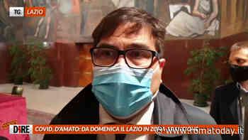 Tg Roma e Lazio, le notizie del 15 gennaio 2021