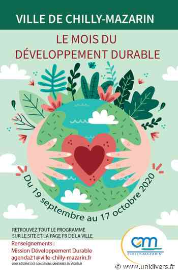 Le mois du développement durable par la mairie de Chilly-Mazarin Chilly-Mazarin Chilly-Mazarin - Unidivers