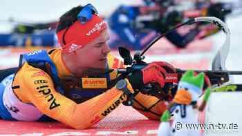 Staffel-Drama beim Heim-Weltcup: Horn verliert beim Schießen total die Nerven