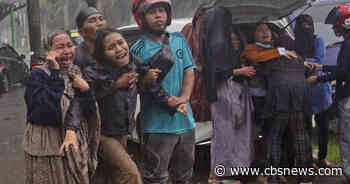 Dozens killed as Indonesia quake topples homes, buildings