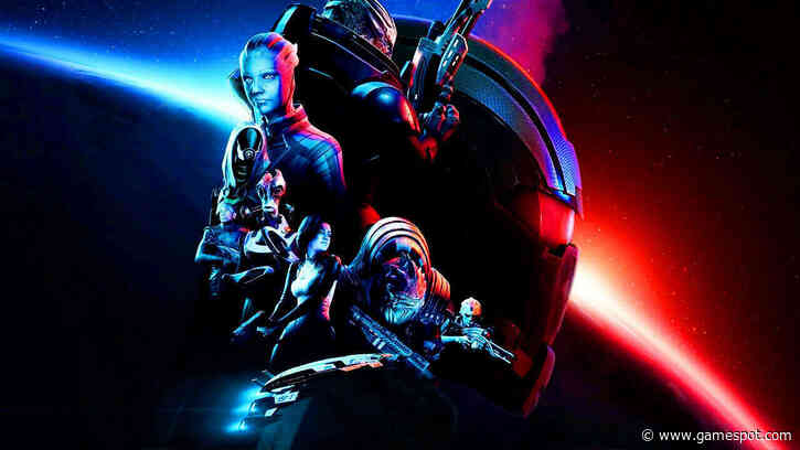 Mass Effect: Legendary Edition Preorders Are Live Now