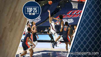 College basketball rankings: No. 1 Gonzaga improves to 13-0 after overcoming slow start vs. Pepperdine