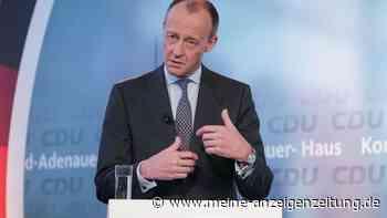 CDU-Finale: Friedrich Merz preist sich als Erneuerer - Partei-Größe äußert nun intern klaren Wahl-Plan