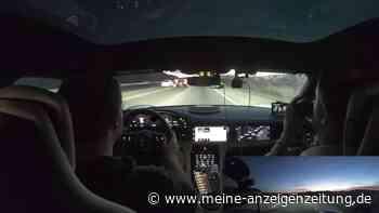 Neuer E-Cannonball-Rekord im Porsche Taycan: Mann unterbietet Fahrt von ... (mit Video)