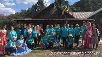 Departamento Jovem do CTG Sentinela da Querência realiza evento integrativo com idosos   Jornal Bom Dia - Jornal Bom Dia