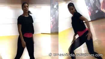 Katrina Kaif flaunts her dance moves in a new video, Ishaan Khattter calls it 'Panjiri Power'