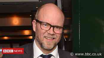 Toby Young: Telegraph coronavirus column 'significantly misleading' - BBC News