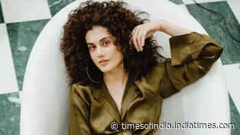 Taapsee Pannu engages in 'cheap thrills', shares pictures