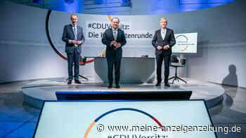 Probe geglückt: Die CDU wählt am Samstag ihren neuen Vorsitzenden - Welche Richtung steuert die Partei an?