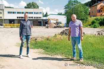 Tettau: Ortsmitte wird zum Generationen-Treff - Neue Presse Coburg