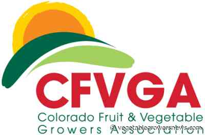 Virtual event planned for Colorado Fruit & Vegetable Growers; speakers set