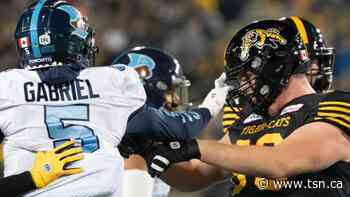 Ticats re-sign Canadian OL Ciraco - TSN