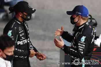 Bottas: I won't play Rosberg mind games on Hamilton - Motorsport.com