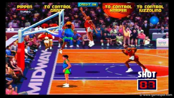 NBA Jam Documentary In The Works, Will Bring The Boomshakalaka