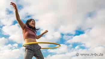 Gut für Körpermitte und Herz: 2021 wird ein Hula-Hoop-Jahr