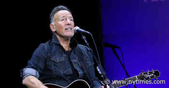 Biden Inauguration: Bruce Springsteen and John Legend to Perform