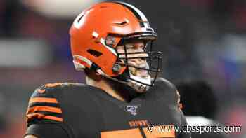 Browns activate Joel Bitonio ahead of divisional round playoff game against Chiefs