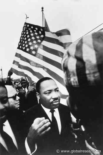 Martin Luther King's Warning of America's Spiritual Death