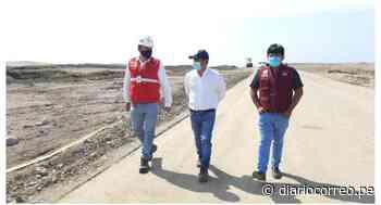 15 mil pobladores se beneficiarán con la rehabilitación de camino vecinal de Chiquitoy - Diario Correo