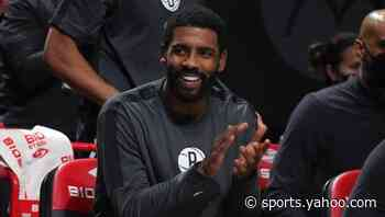 Kyrie Irving has been quarantining for days, expected to play in Nets-Magic tomorrow