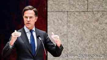 """Beihilfen-Skandal in den Niederlanden: """"Fürchterlich schiefgegangen"""""""