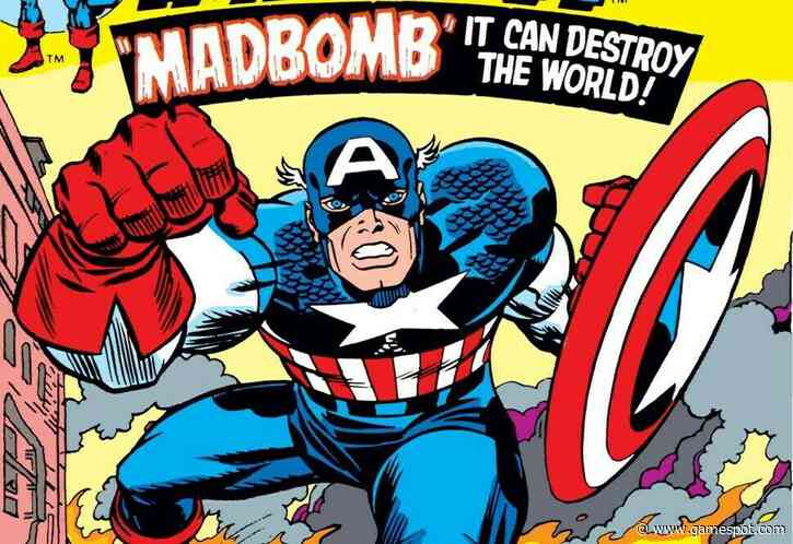 Captain America's Creator's Son Isn't Happy About Capitol Mob's Use Of Star-Spangled Hero