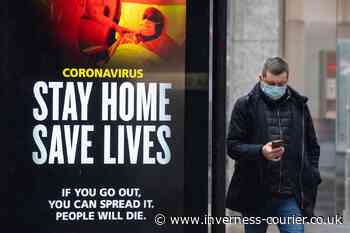 Coronavirus R rate remains steady as Sage urges public to 'remain vigilant' - Inverness Courier