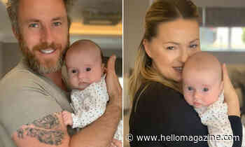 James and Ola Jordan share the cutest video of daughter Ella walking