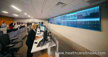 CHI Franciscan's AI-fueled Mission Control Center reaps enormous wins - Healthcare IT News