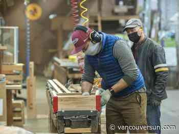 Vancouver's last wooden ladder factory makes its last wooden ladders