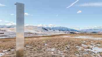 Alberta monolith comes with message to save Rocky Mountains from open-pit coal mining