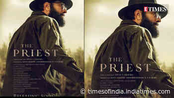 The teaser of Mammootty starrer 'The Priest' crosses 10 lakh views