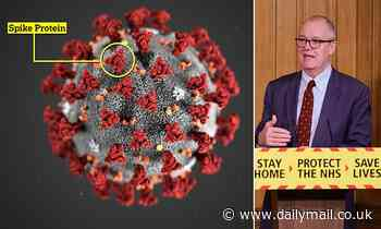 Covid: Brazilian 'super strain' already in the UK, scientist reveals