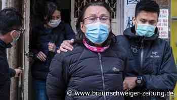 Wegen Aktivisten in Hongkong: USA verhängen neue Sanktionen gegen chinesische Führung