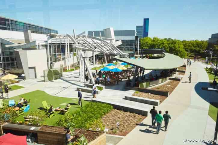 Kantoor Google ontruimd na verdachte tas