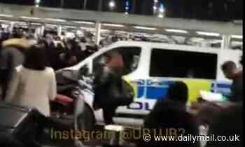 Man, 19, is arrested after police evacuate Heathrow Terminal 2