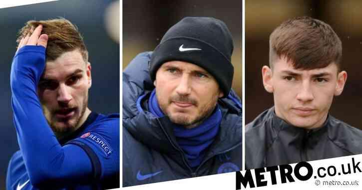 The team Frank Lampard should pick to kick-start Chelsea's season