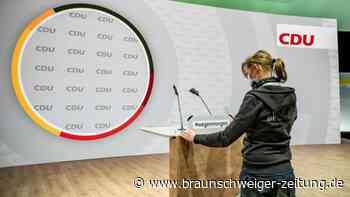 Spannung vor Wahl: Kramp-Karrenbauer ruft CDU zum Zusammenhalt auf