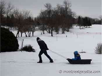 Here's how to enjoy Montreal's sledding hills without a trip to the hospital